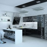 Дизайн интерьера кухни студии