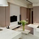Планировка кухни студии 20 кв. м