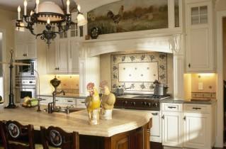 Кухня в стиле кантри – деревенское очарование