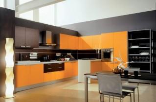 Кухни модерн в фото – мечта каждого современника