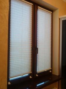 Окна используемые в интерьере кухонь модерн
