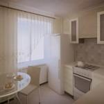 Дизайн маленькой кухни 5 кв.м