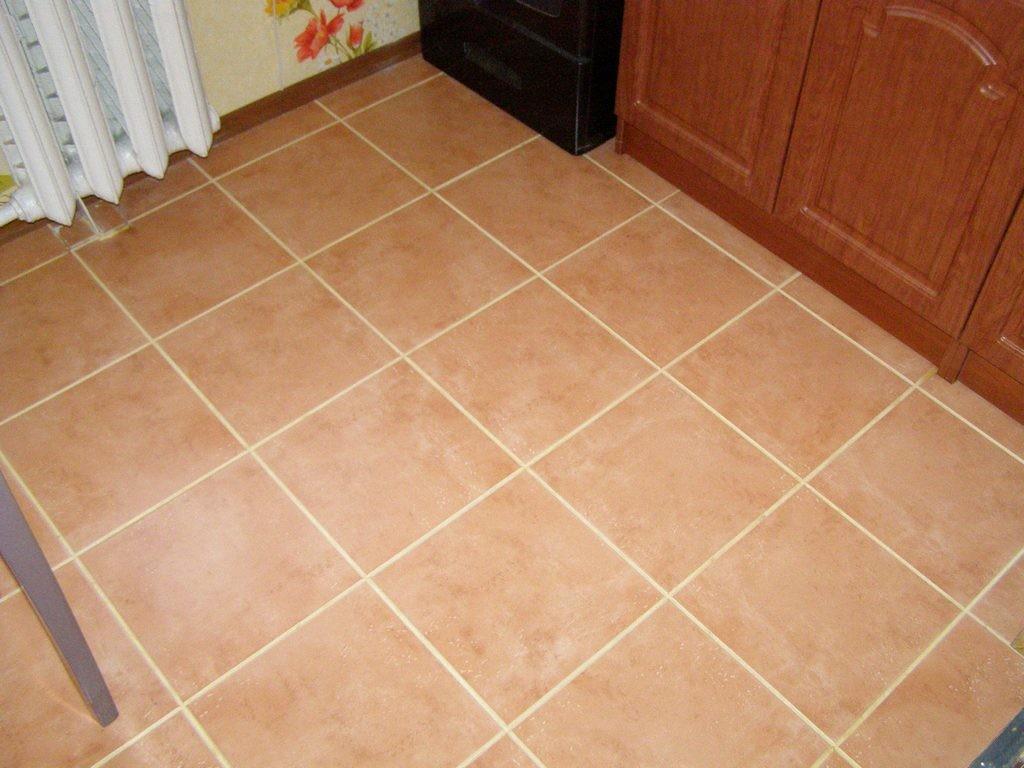 кухонные полы