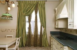 Восхитительные шторы для кухни – правила выбора конструкции, ткани и цвета