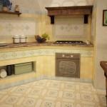 Кафель на кухонный пол