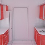 Варианты оптимальной планировки кухни