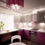 Стильные люстры для кухни