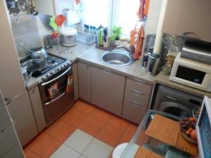 Маленькая кухня 5 кв. м