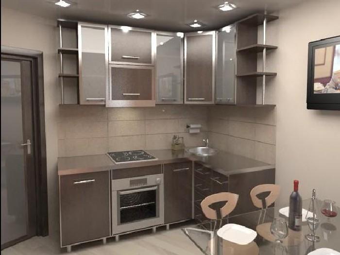 кухни 10 кв м как обустроить помещение