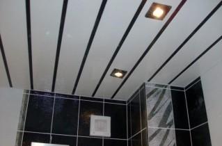 Пластиковые потолки на кухне – за или против?
