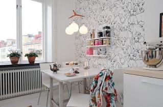 Отделка стен на кухне – доступные варианты и фото-примеры