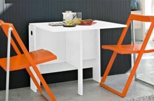 Складные стулья со спинкой на кухню и материал, из которого они изготавливаются