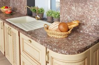 Идеальная столешница для кухни – какую лучше выбрать?