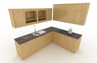 Эргономика: оптимальные размеры кухонной мебели