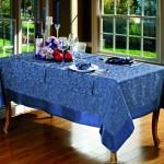 Современная скатерть для кухонного стола