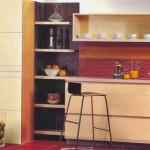 Кухонные полки