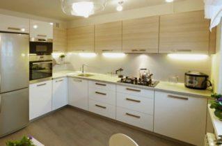 Кухни 10 кв. м: основные принципы обустройства