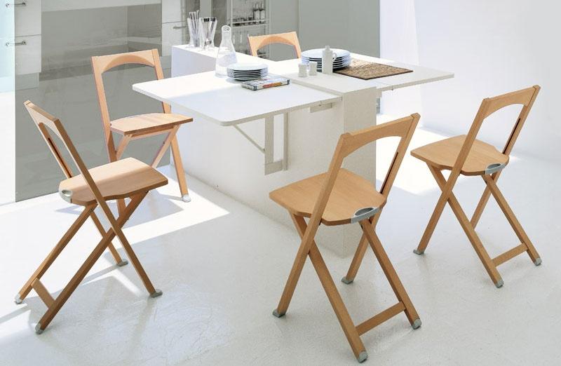 Столы стулья для кухни своими руками