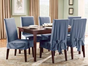 Чехлы на стулья для кухни