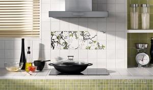 Плитка на кухонный фартук