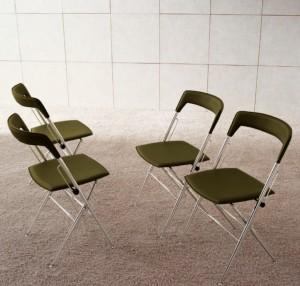 Складные стулья на кухню