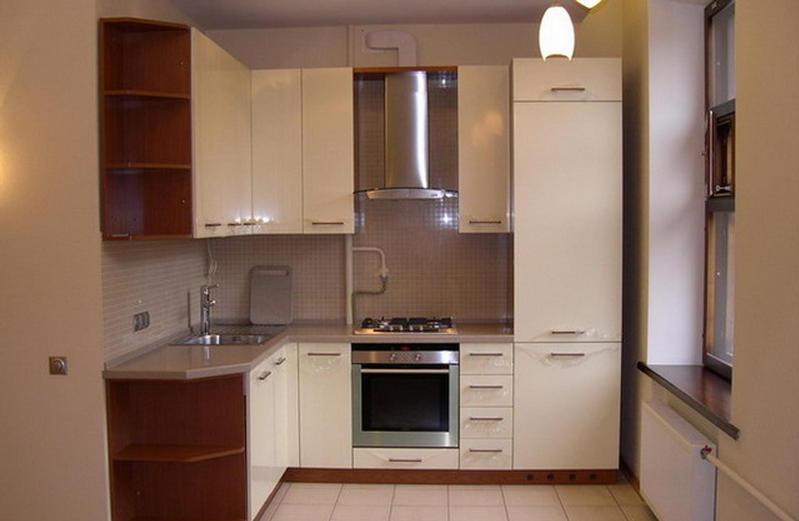 Кухни 9кв м дизайн
