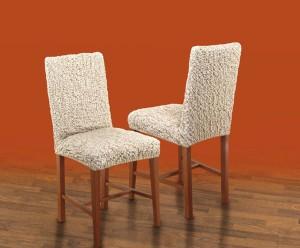 Виды чехлов для стульев