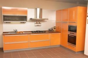 Фасады кухни из МДФ