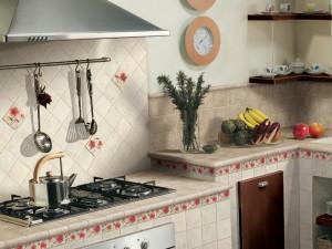 Испанская плитка для фартука