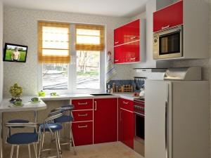 Кухня 6 квадратов