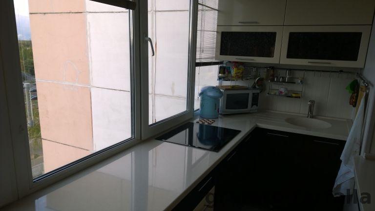 Как сделать в балконе на кухню