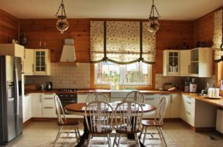 Кухня с окном: правила оформления