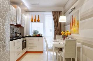 Идеи для дизайна кухни в 8 м2