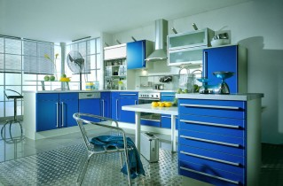 Выбираем кухонные гарнитуры по фото