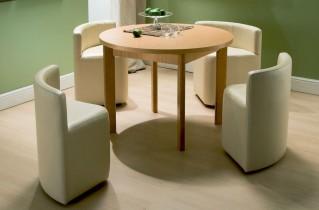 Кухонные столы различных форм