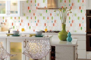 Обои для кухни – основные критерии выбора