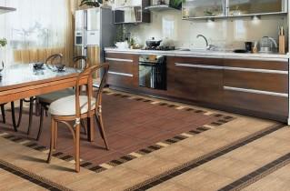 Плитка для кухни на пол: основные критерии подбора