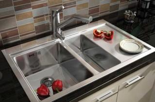 Какой должна быть мойка для кухни?