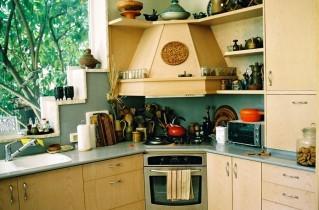 Кухня своими руками. Фото идеи