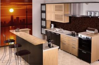 Барная стойка для кухни – удобно и стильно!