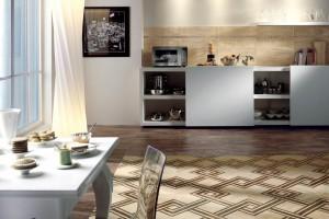 Плитка для кухонного пола