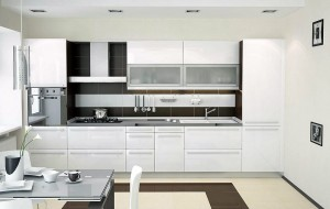 Преимущества белой кухни