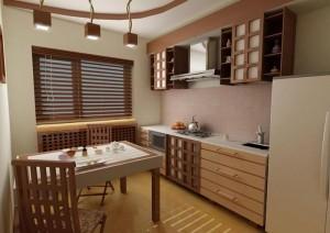 Стили дизайна кухни 9м