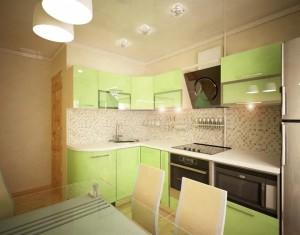 Дизайн кухни 8 м2