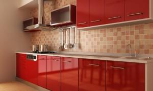 Сочетание с красной кухней