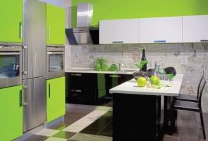 Виды обоев для кухни