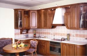 Материалы для классической кухни