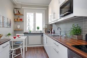 Советы по дизайну кухни 8 м2