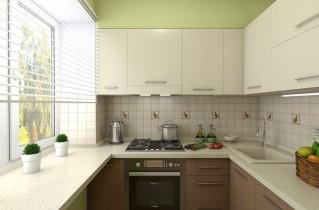 Красивые малогабаритные кухни – варианты оформления и фото