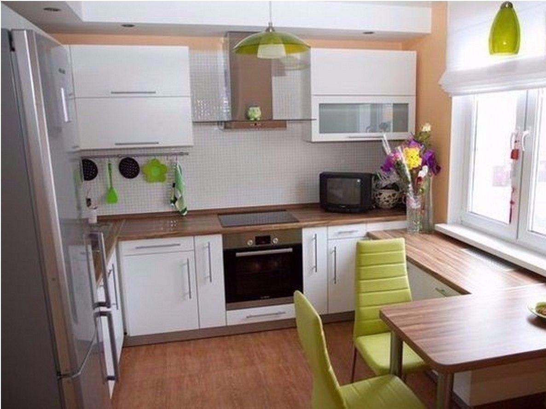 Дизайн небольшой кухни недорого